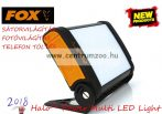 Fox Halo™ Power Multi LED Light sátorlámpa fotólámpa telefontöltő egyben (CEI168)
