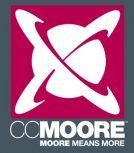 CC Moore termékek