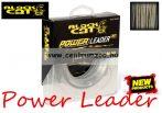 BLACK CAT POWER LEADER  20m 0,70mm 50kg előkezsinór - harcsás előke zsinór (2342050)