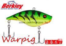 Berkley® Warpig™ 75 mm 14 g Firetiger vertikális wobbler FT (1395652)