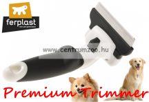 Ferplast Premium Trimmer Medium 5774 szőrzetápoló HOSSZÚ SZŐRRE 7,8cm