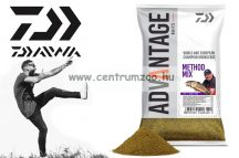 Daiwa Advantage Baits Feeder Fishing Groundbait Method Mix 1 kg etetőanyag (13300-004) ponty, keszeg