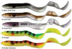 SAVAGE GEAR Real Eel 15cm angolna gumihal 1db/csomag (Csukamágnes)