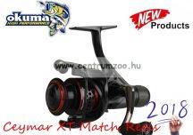 Okuma Ceymar XT Match CXTR-25RD 7+1bb HS inc. Alu spare spool hátsófékes orsó (54281)