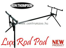 RON THOMPSON Rod Pod Lux 3-Rod rod pod (44183)