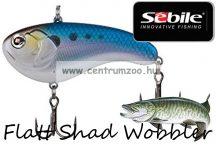 Sebile® Flatt Shad megbízható wobbler FS-066-SK - American Shad AMS (1405003)