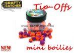 Crafty Catcher Tip Offs mini boilies  - 6 és 8 mm  20 g - SuperSweet Bubblegum- édes rágógumi