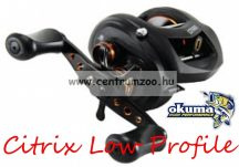 Okuma Citrix Low Profile CI-364LX (Left hand) 7+1bb (47450)  bal kezes