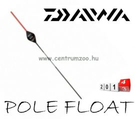 DAIWA POLE FLOAT 7-4x10 úszó  (DPF7-4X10)(193620)