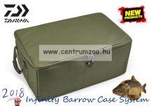 Daiwa Infinity Barrow Case System HATALMAS TÁROLÓ TÁSKA 70x40x26cm (205720)(IBCS1)