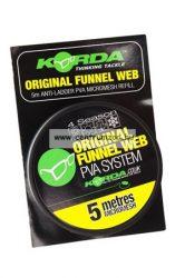 KORDA Funnel Web MICROMESH – 5m PVA háló utántöltő (KOMR5)
