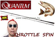 QUANTUM THROTTLE SPIN 210cm 12-44g  pergető bot (14210211)