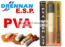 DRENNAN E.S.P. PVA Mesh Kit – 6m 25mm - PVA háló + cső + tömő (30134-925)