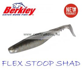 Berkley Flex Stoop Shad gumihal GREEN BACK 7,5cm (1345796)