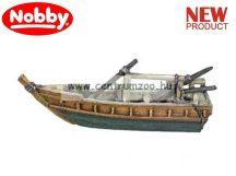 Nobby akvárium dekorációs elsüllyedt csónak 22,7x8x6cm (28449)