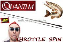 QUANTUM THROTTLE SPIN 240cm 6-26g  pergető bot (14210240)
