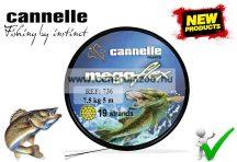 Cannelle Megakflex 19szálas köthető harapásálló előke 5,0kg 5m  (736-5)