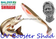 Shirasu UV Booster gumihal 13cm (13744013) Arkansas Shiner