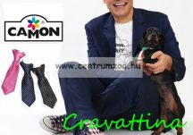 Camon Cravattina per cane - nyakkendő kutyáknak 10x5cm (C714/G)