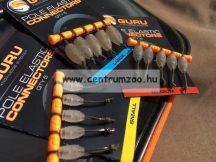Guru Pole Elastic Connectors Large gumistopperes csatlakoztató szerelék rakós és spiccbothoz (GECL)