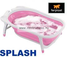 Ferplash Splash Pink Dog & Cat fürdető kád - RÓZSASZÍN