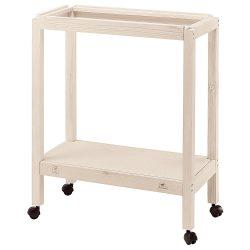 Ferplast Giulietta 4 felszerelt nagyméretű fa kalitka ÁLLVÁNY (NEW)