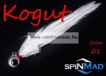 SpinMad Kogut műcsali Color 01 - több méretben