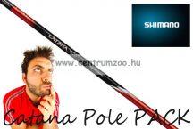 Shimano bot Catana Pole PACK rakós bott szett 1201g (CATAR130PUK)