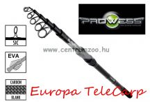 Prowess Europa TeleCarp 3,90m 5,5lb bojlis teleszkópos bot (PRCRD8004390)