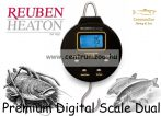 MÉRLEG - Reuben Heaton - Digital Scale - 30kg/66lb x25g/1oz pontos mérleg (RH7030 TP200)