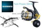 Shimano TWIN POWER SW 4000 BXG elsőfékes orsó (TP4000SWBXG)
