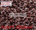 EUROPET BERNINA Aqua D'ella Glamour Stone 6/9mm 2kg RUSTY-BROWN   akváriumi kavics aljzat (257-420454)