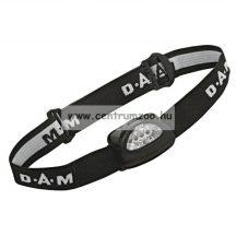 fejlámpa  D.A.M 5 LEDES FEJLÁMPA  -fehér-piros fény (D8486015)