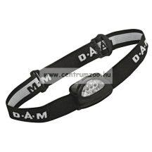 D.A.M 5 LEDES FEJLÁMPA  -fehér-piros fény (D8486015)