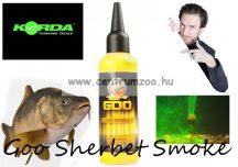 Korda Power Goo Smoke Sherbet Orange aroma dip (GOO32) citrus ízvilág