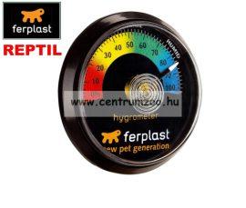 Ferplast Reptil Hygrometer terráriumba (páratartalom mérő)