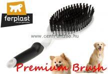 Ferplast Professional Premium 5760 Large szőrzet ápoló kefe prémium (85760799)