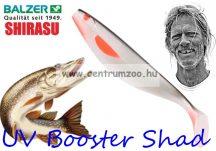 Shirasu UV Booster gumihal 10cm (13749010) Metallica