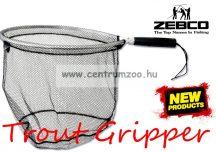 MERÍTŐ Zebco Trout Gripper 55cm erős, praktikus merítő (7037055)