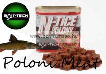 Bait-Tech N-tice Poloni Meat halibut löncshús 340g (2501220)
