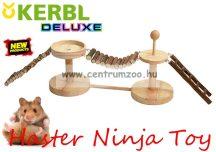 Kerbl Hamster Ninja Toys Nature 12cmx60cm hörcsög, egér játék (82883)