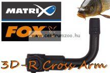 Fox Matrix 3D-R Cross Arm Short 18cm bottartó (GBA021)