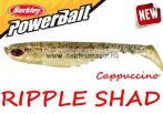 Berkley POWERBAIT RIPPLE SHAD 7cm Cappuccino (1376938)