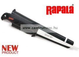 Rapala Delux Falcon Fillet Knife prémium  horgászkés (BP134SH)