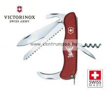 Victorinox Adventurer - Safari Hunter Red csavarhúzós zsebkés, svájci bicska  0.8873