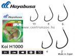 Hayabusa H1000 KOI pontyos horog - 4083-4086