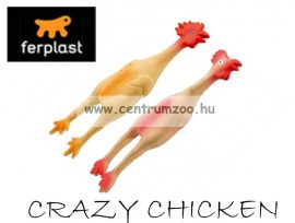 "Ferplast Latex Crazy Chicken ""Szerintem Csirke"" 45cm (PA5558)"