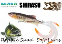 Balzer Shirasu Soft Lures Reptile Shad gumihal 11cm 6g (0013673311) Brown Trout