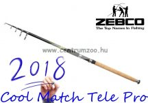 Zebco Rod Cool Match Tele Pro teleszkópos horgászbot 2,70m 100g (1964270)