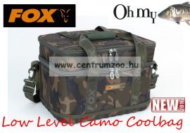 Fox Low Level Coolbag Camo prémium táska (CLU299)